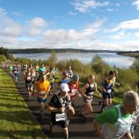 Dated:08/10/2017 Kielder Marathon Weekend  Sunday Kielder Marathon Views