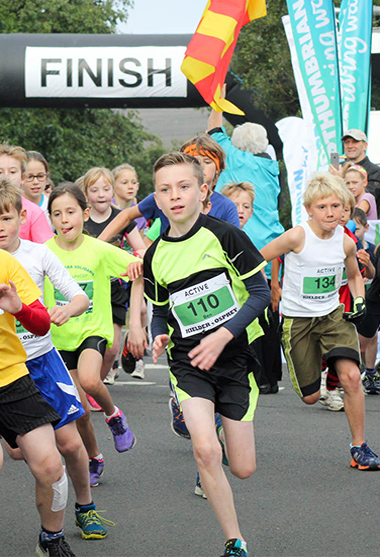 Kielder Junior Runs